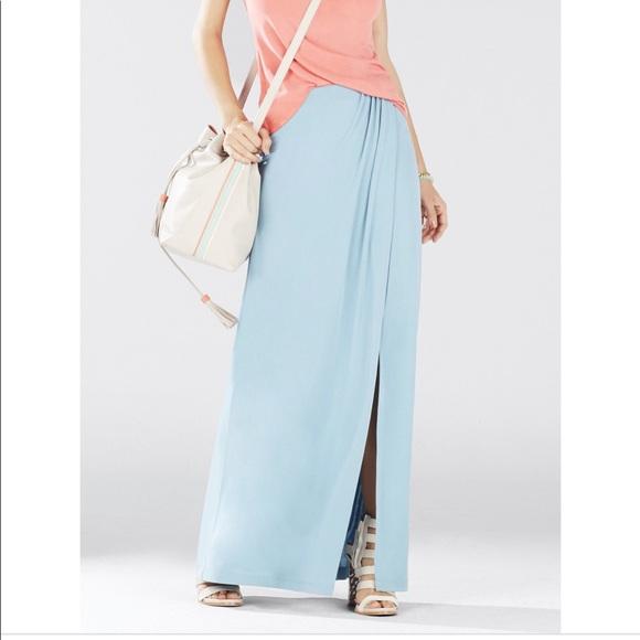 BCBGMaxAzria Dresses & Skirts - NWT BCBGMAXAZRIA Andreea wrap skirt size L
